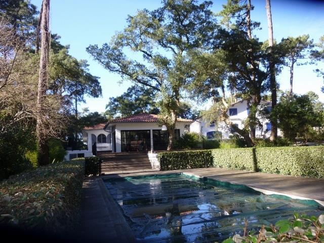Location de vacances en maison avec piscine personnes for Agence petit hossegor