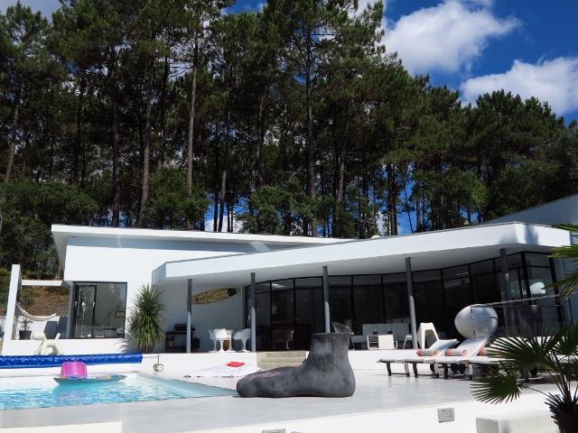 Location De Vacances En Maison (avec Piscine) 8 Personnes à SEIGNOSSE (40)  ...