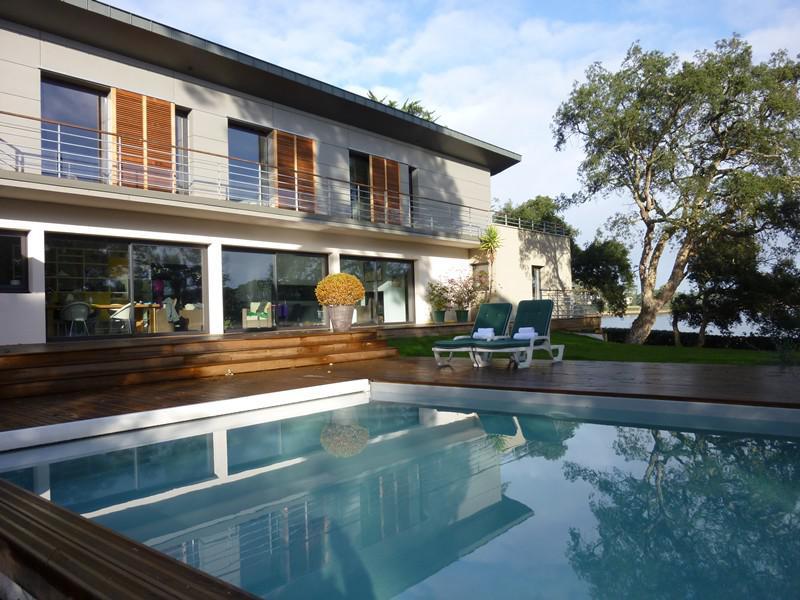 charmant Location de vacances en maison (avec piscine) 8 personnes à HOSSEGOR (40)  ...